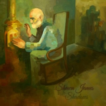Shadow - Cover Art - Shawn James and the Shape Shifters