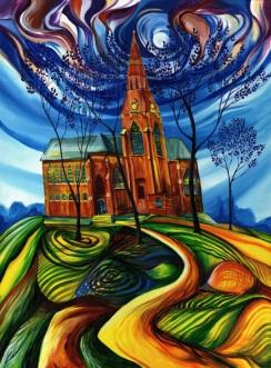 Leaning Church-Tim Sorsdahl