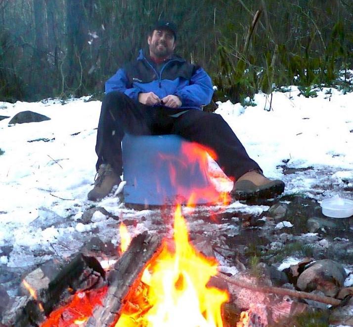camping michael.