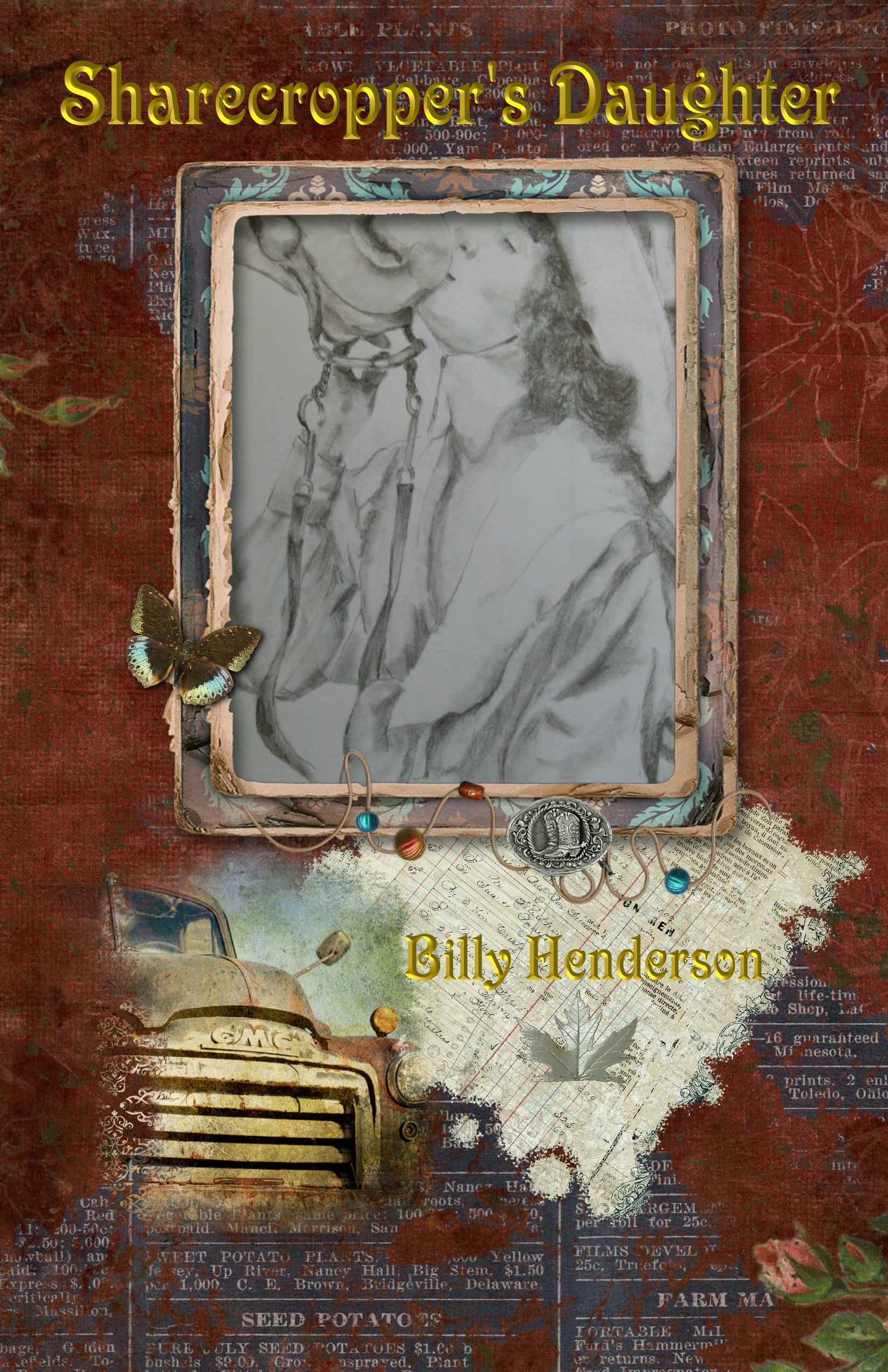 sharecropper's Daughter Front cover